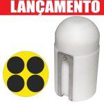 Jogo de 4 porta tubos capacidade para 16 tubos 16x100mm ou 13x100mm ou 13x75mm