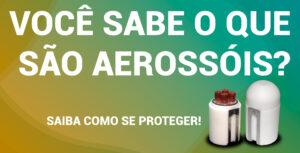 Você sabe o que são Aerossóis? Saiba como isso pode afetar seu laboratório!